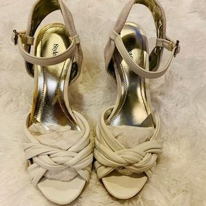 Style &co heels size 7